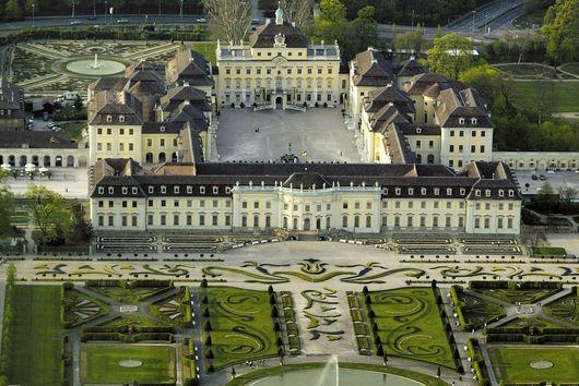 Residenzschloss Ludwigsburg / ...